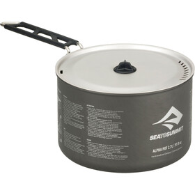 Sea to Summit Alpha Pot 2,7l grey